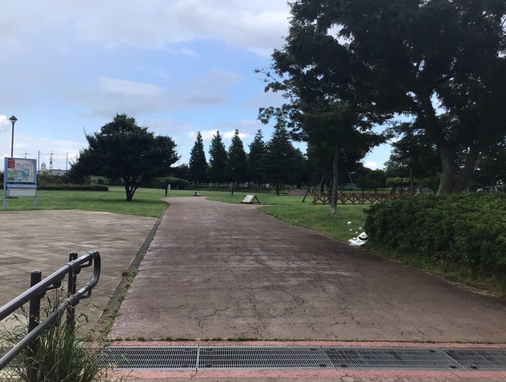 東久留米市 六仙公園