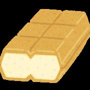 食品表示 アイス