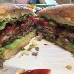 メガハンバーガーの画像
